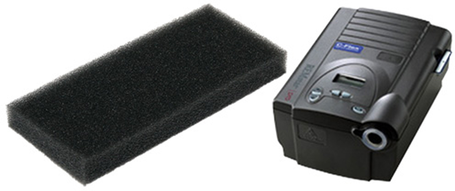 REMStar Pro and REMStar Plus Foam Reusable Filter